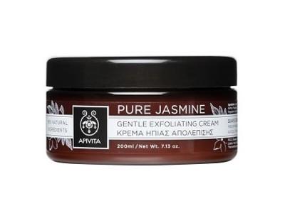 Apivita Pure Jasmine Crema Suave Exfoliante 200ml