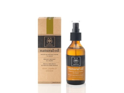 Apivita Natural Oil Aceite para Masaje 100ml