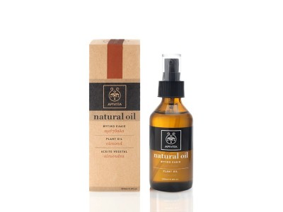 Apivita Natural Oil Aceite Vegetal Almendra 100ml