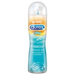 Durex Play Lubricante Frescor Efecto Cosquilleo 50ml