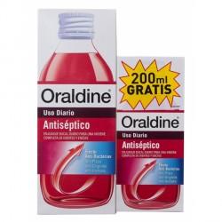 Oraldine Antiséptico 400ml +200ml