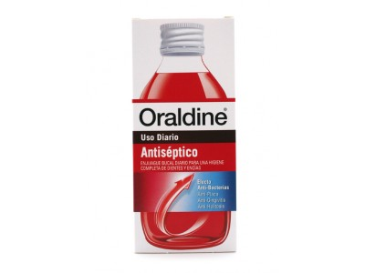 Oraldine Antiséptico 400ml