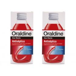 Oraldine Antiséptico 2 x 400ml