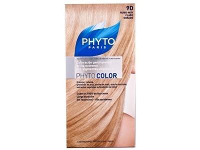 Phyto Color 9D Rubio Muy Claro Dorado