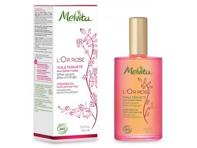 Melvita Aceite Reafirmante Corporal L'Or Rose 100ml