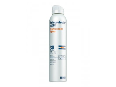 Isdin Fotoprotector Transparente Spray SPF30 200ml