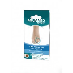 Aquamed Active Tubo Protector Gel 2 uds.