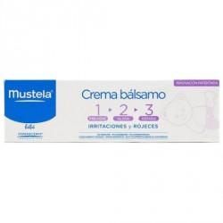 Mustela Crema Bálsamo 1 2 3 Antiirritación 100ml