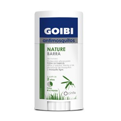 Goibi Repelente Nature Barra