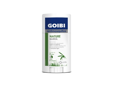 Goibi Repelente Nature Barra 50ml