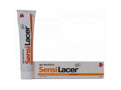 Sensilacer Gel Dentífrico 125ml con Flúor