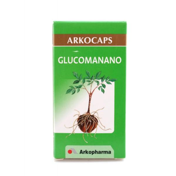 Arkocapsulas Glucomanano 50 Cápsulas - Pharmabuy
