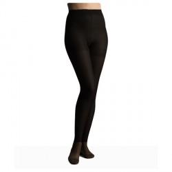 Farmalastic Panty Completo 40 Talla Grande Negro