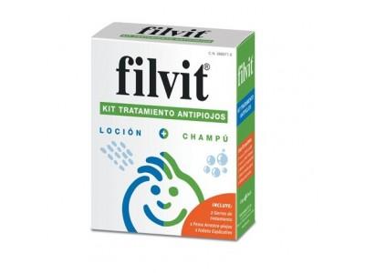Filvit Kit Tratamiento Loción + Champú