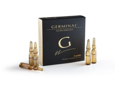 Germinal Mujer Acción Inmediata 5 Ampollas