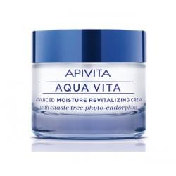 Apivita Aqua Vita Crema Hidratante Piel Normal/Seca 50ml