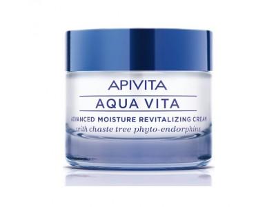 Apivita Aqua Vita Crema Hidratante Piel Grasa/Mixta 50ml