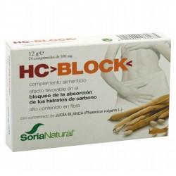 Soria Natural Hc Block 24 Comprimidos