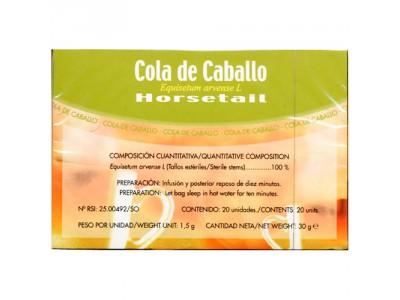Soria Natural Cola de Caballo Infusión 20 uds.