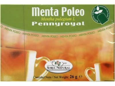 Soria Natural Menta Poleo Infusión 20 uds.