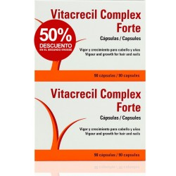VITACRECIL COMPLEX FORTE 90 CAPSULAS 2 UNIDADES