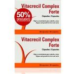 Vitacrecil Complex Forte 90 Cápsulas 2 uds.