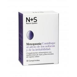 N + S Menopausia 30 Cápsulas
