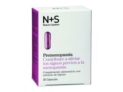 N + S Premenopausia 30 Cápsulas