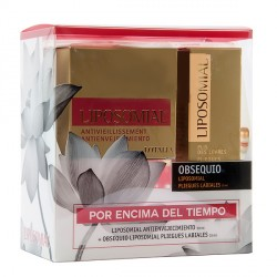 Liposomial Pack Antienvejecimiento 50ml + Pliegues Labiales 15ml