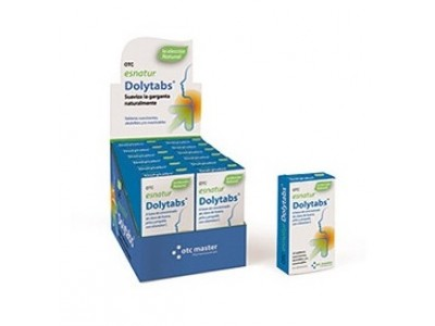 Pharmadiet Esnatur Dolytabs 20 Tabletas