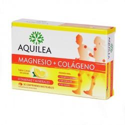 Aquilea Magnesio con Colágeno 30 Comprimidos Masticables