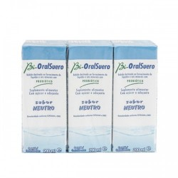 Bi-Oralsuero Neutro Pack 3x200ml