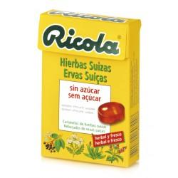 Ricola Caramelos Hierbas Suizas 50g
