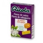 RICOLA CARAMELOS FLOR DE SAUCO 50 GRAMOS SIN AZUCAR
