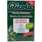 RICOLA CARAMELOS S/A MENTA MONTAÑA 50GR