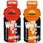 NUTRISPORT ISO WHEY DRINK 20 GR 330 ML