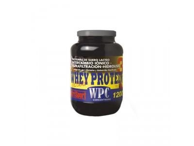 Nutrisport Whey Protein 3 Wpc Fresa 1200g