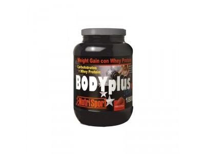 Nutrisport Body Plus 1800g