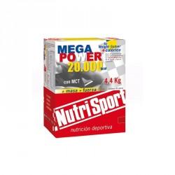 Nutrisport Megapower 20.000 40 Sobres