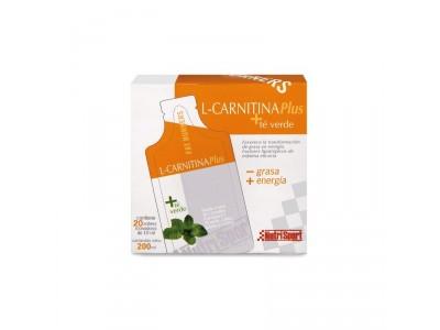 Nutrisport L-Carnitina Plus 20 Sobres