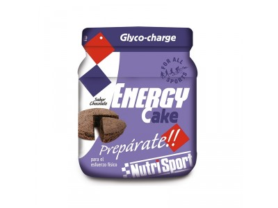 Nutrisport Energy Cake Chocolate 560g