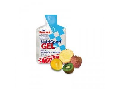 Nutrisport Gel con Guarana 40g 24 Sobres