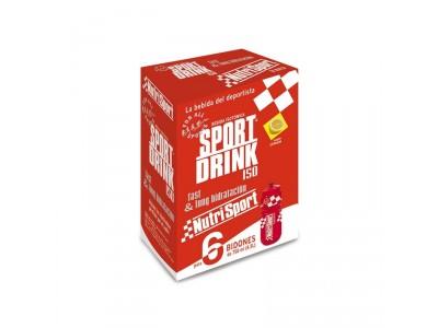 Nutrisport Sportdrink 6 Sobres Polvo con Bidón