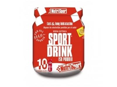 Nutrisport Sportdrink Iso Powder 560g