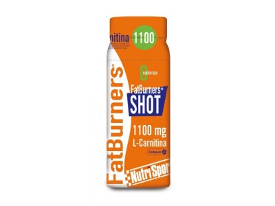 Nutrisport Fat Burners Shot 20 Botes