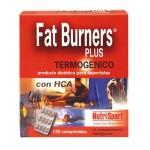 NUTRISPORT FAT BURNERS PLUS 120 COMPRIMIDOS