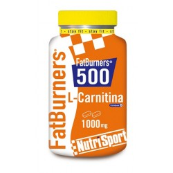 Nutrisport Fat Burners 500 40 Comprimidos