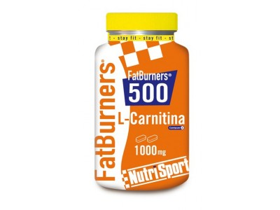 Nutrisport Fat Burners 500 40 Comprimidos