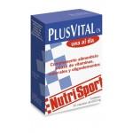 NUTRISPORT PLUSVITAL 20 CAPSULAS