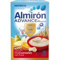 Almiron Advance Multicereales con Fruta 500g